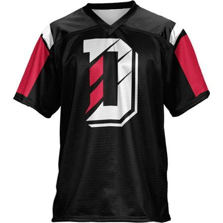 ProSphere Men's Davidson College Thunderstorm Football Fan Jersey College Football Mens Jersey