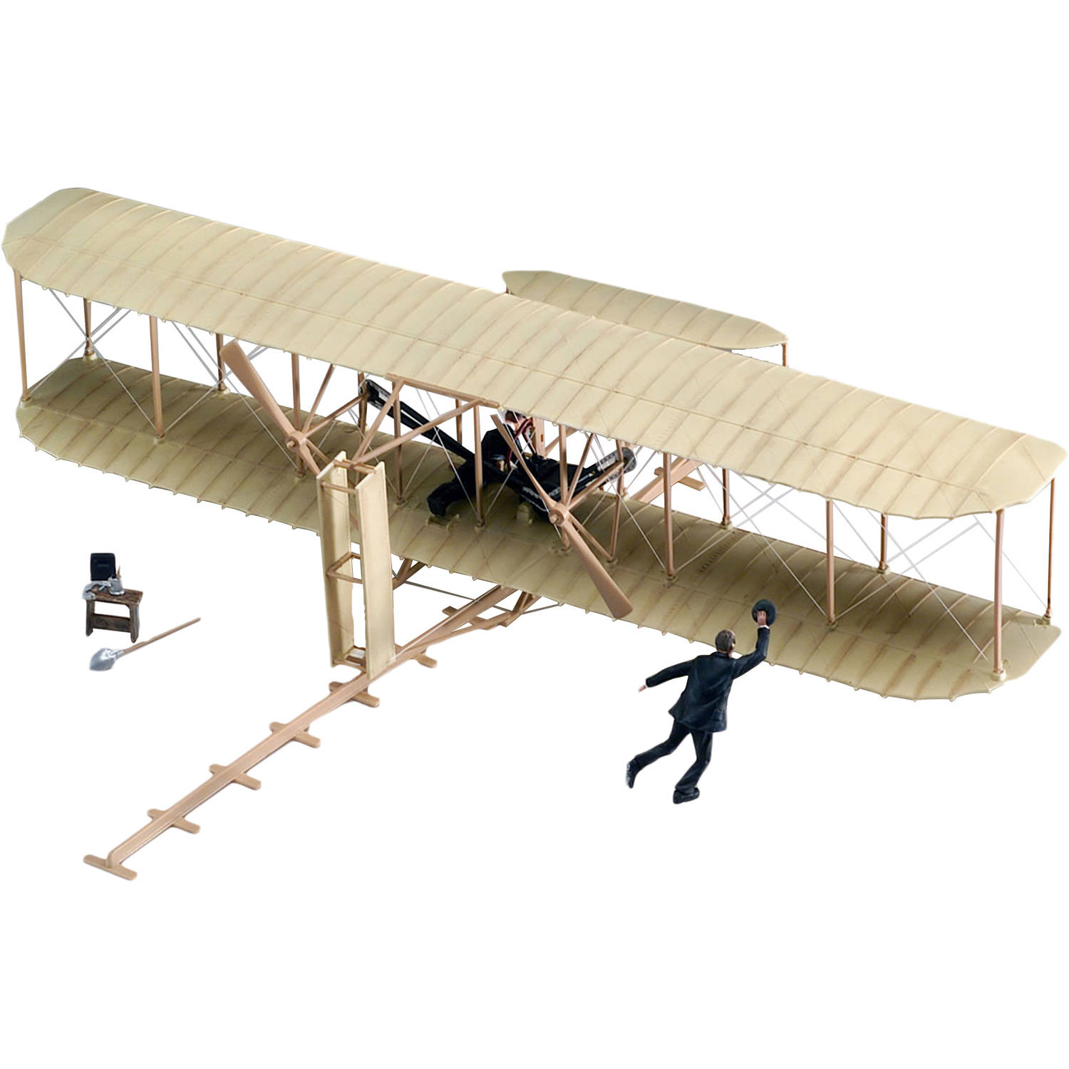 "Revell 1:39 Wright Flyer ""First Powered Flight"" Model Kit"