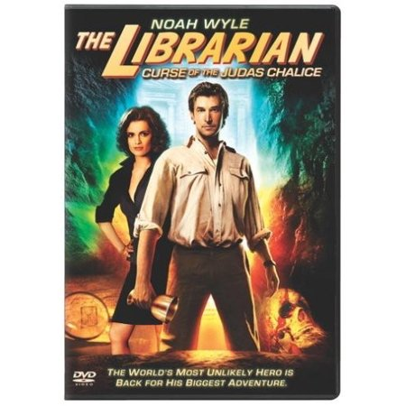 The Librarian: Curse of the Judas Chalice (DVD)