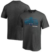 Charlotte Hornets Fanatics Branded Youth Noches Ene-Be-A T-Shirt - Heather Gray