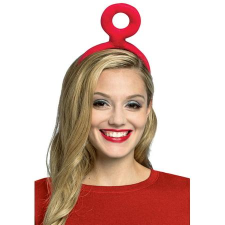 Teletubbies Character Headband Adult Halloween Accessory