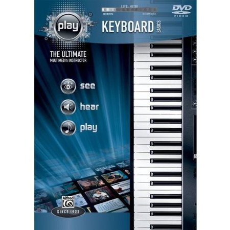 Alfred's Play Series Keyboard Basics -
