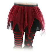Red Gauze Petticoat Adult Halloween Dress Up / Role Play Costume