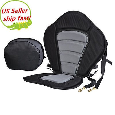 Indispensable To Life New Deluxe Molded Eva Oxford Kayak Seat Canoe Seat Ultimate Molded Seat