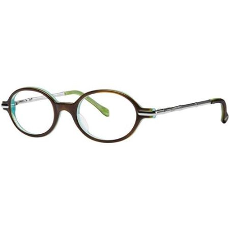 LILLY PULITZER Eyeglasses LOLLY Tort Green 39MM