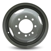"Road Ready Replacement 16"" Gray Steel Wheel Rim 1999-2004 Ford F350SD"