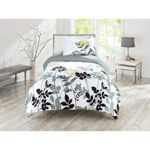 Better Homes and Gardens 3 Piece Fauna Bedding Comforter Set