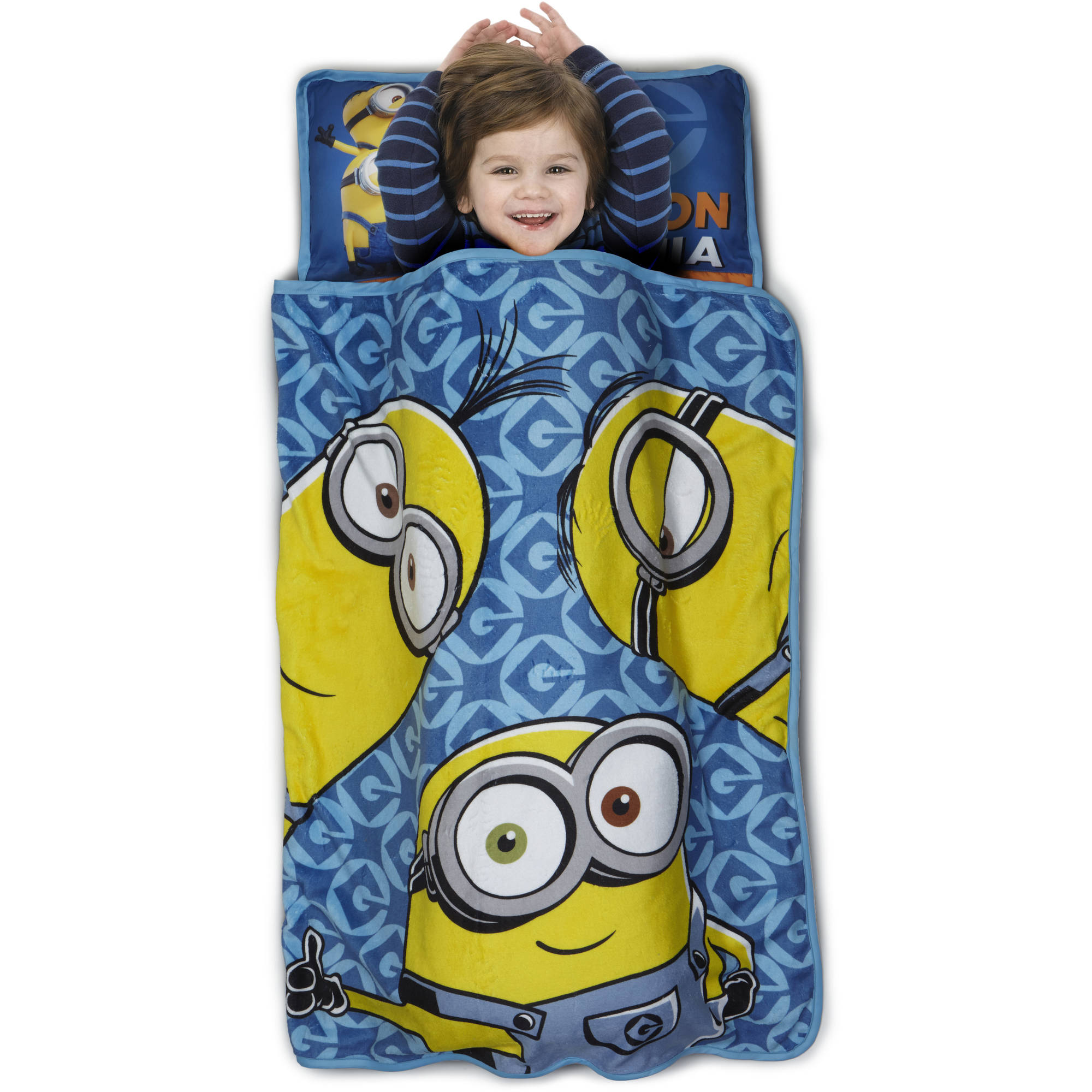 Minions One In A Million Toddler Nap Mat