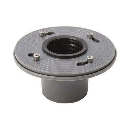 2 Shower Drain (B & K 133-022 Linear Shower Drain, PVC, 2