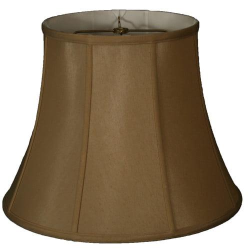Alcott Hill 10'' Silk Bell Lamp Shade