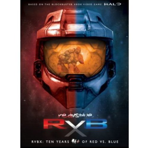 Red Vs. Blue: RVBX - Ten Years Of Red Vs. Blue