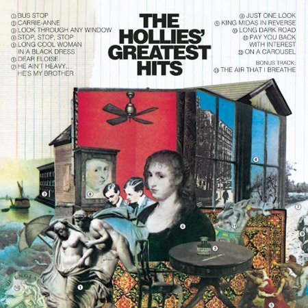 Hollies   Hollies Greatest Hits  Cd