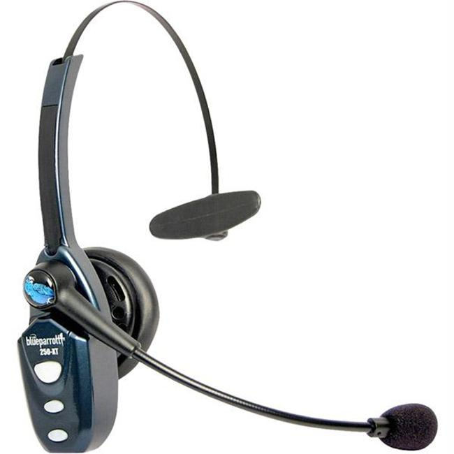 Blue Parrot Bluetooth Professional-Grade Wireless Headset System With Extended Talk Time