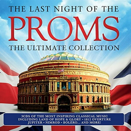 Last Night Of The Proms: Ultimate Collection / Var