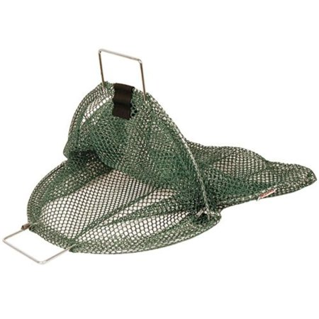 New Mesh Game Bag with Wire Handle & D-Ring for Scuba Divers & Snorkelers (24 x 36 Inches), The perfect size bag.... For a wreck diver to carry.., By Trident