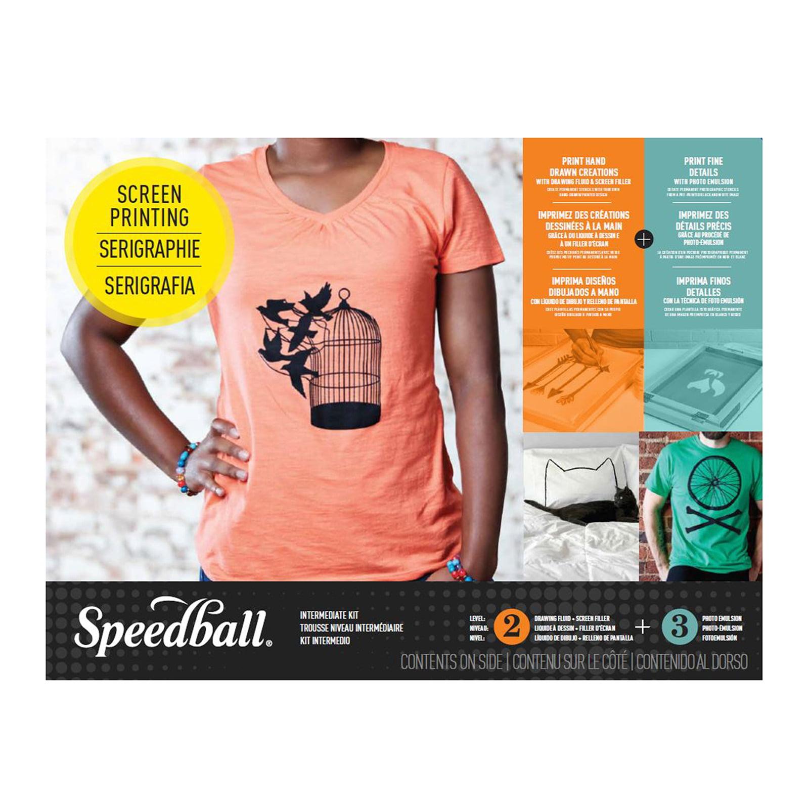 Speedball Super Value Screen Printing Kit