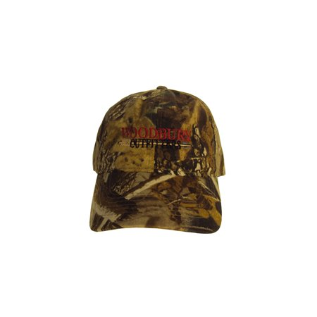 Woodbury Outfitters Realtree Hardwoods Green Camo Hat/Cap, RT272B