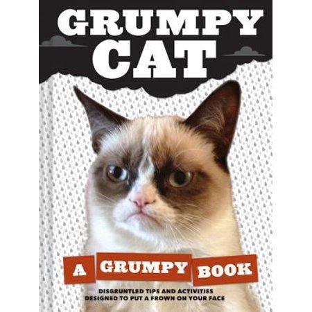 Grumpy Cat : A Grumpy Book - Grumpy Cat Happy Halloween