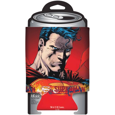 DC Comics Superman Look of Determination Can Cooler](Superman Chest Plate)