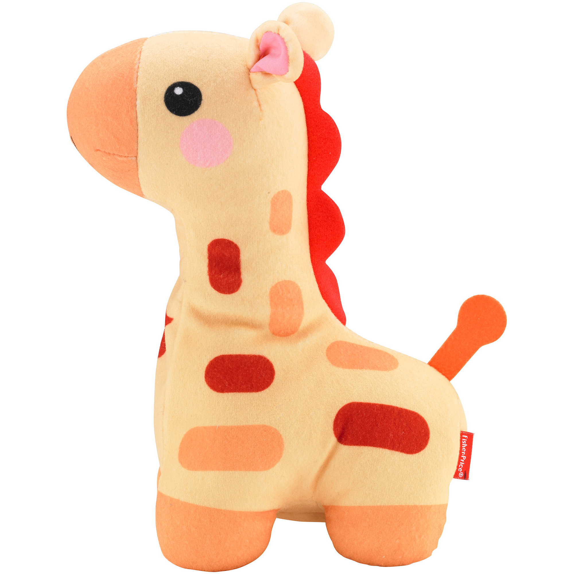 Fisher-Price Soothe & Glow Giraffe, Yellow