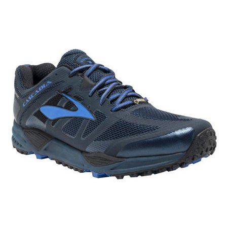 75531b982ac Brooks - Brooks Men s Cascadia 11 GTX Trail Running Shoe - Walmart.com