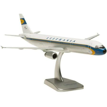 Hogan Wings 1 200 Commercial Models Hglh25 1 200 Lufthansa A321 Retro No Gear Reg No  D Aidv