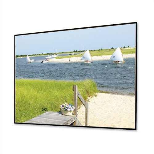 ****DELETE HiDef GreyA Clarion Fixed Frame Projection Screen