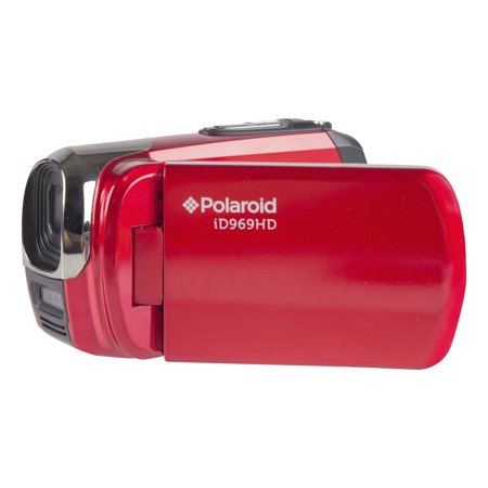 Polaroid 16 MP Digital Camera Kit w Carrying Case, Tripod, and SD Card ID969-RED/KT1-AMX ()