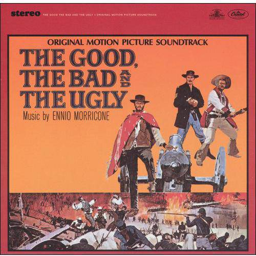 The Good, The Bad And The Ugly Soundtrack (Remaster)