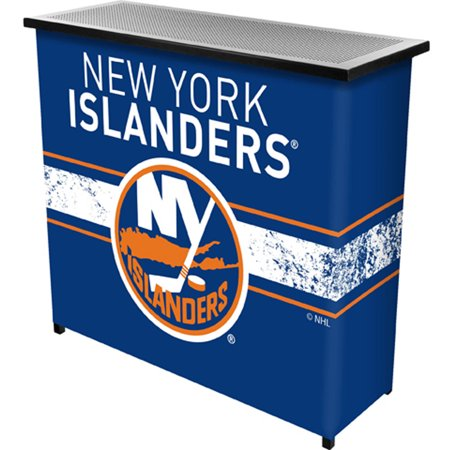 NHL Portable Bar with Carrying Case, New York Islanders by