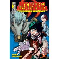 My Hero Academia: My Hero Academia, Vol. 3 (Paperback)