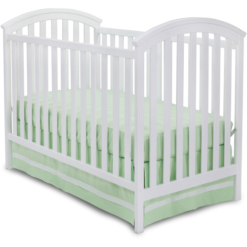 Delta Children Arbour 3-in-1 Convertible Crib, (Choose Your Finish)
