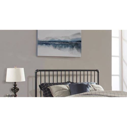 Hillsdale Furniture Brandi Metal Headboard, Multiple Finishes and Multiple Sizes by Hillsdale Furniture
