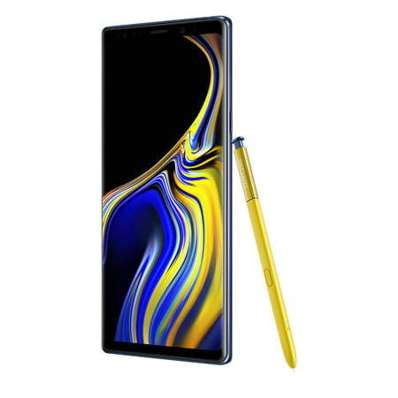 Samsung Galaxy Note9 128GB, Ocean Blue
