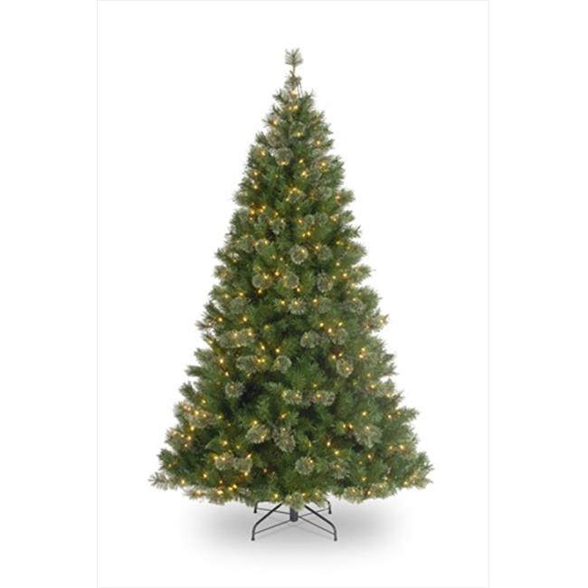 NorthLight 7.5 ft. x 42 in. Classic Cashmere Tree 952 Tip...
