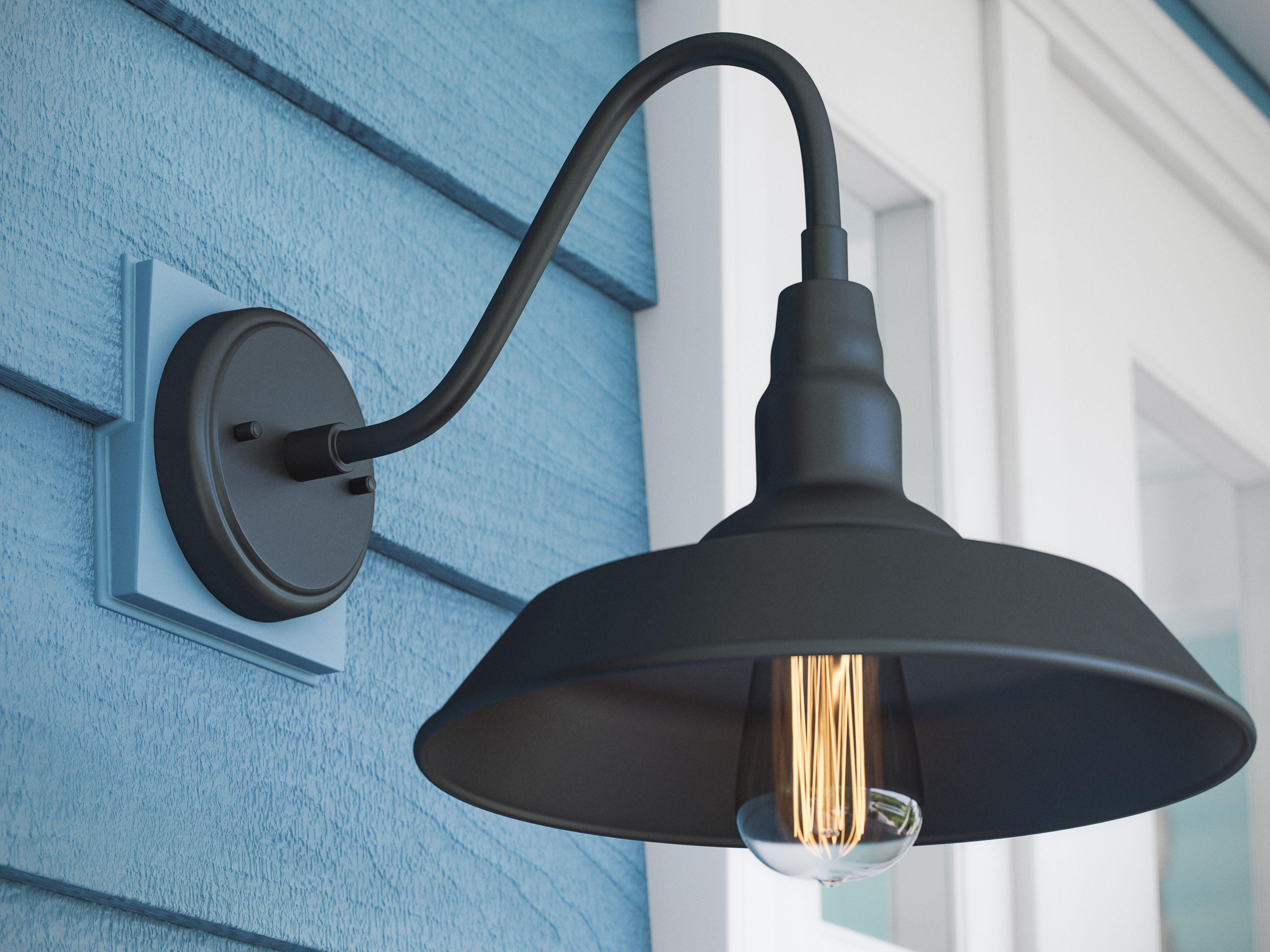 Light Wall Sconce Outdoor Lantern