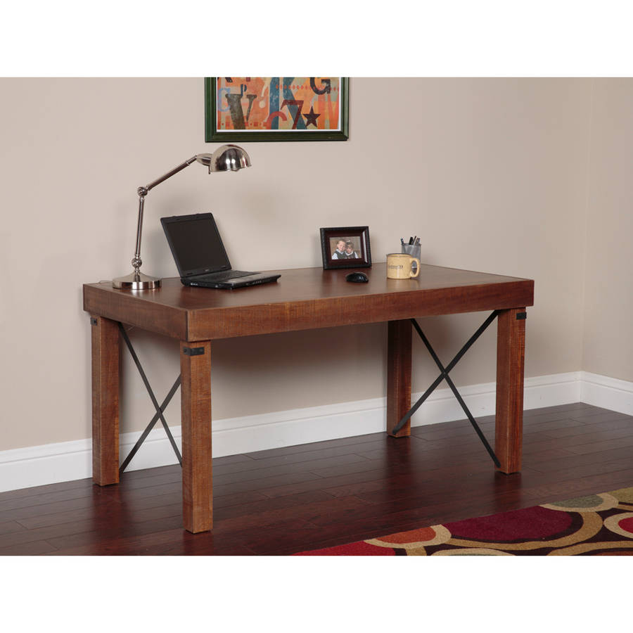 American Furniture Classics Industrial Collection Island Desk Model 33220