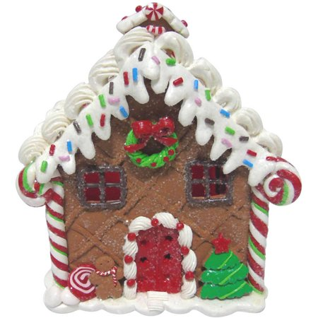 the best attitude 330f7 d3af1 Holiday Time LED Lighted Christmas Gingerbread House