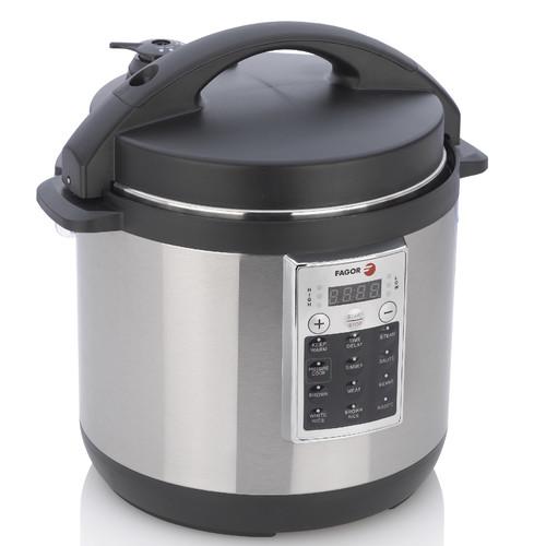 Fagor Premium 6 qt Electric Pressure Cooker