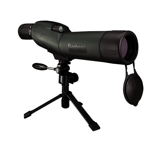 Bushnell Trophy XLT 15-45x50mm Spotting Scope with Tripod Hard and Soft Cases by Bushnell