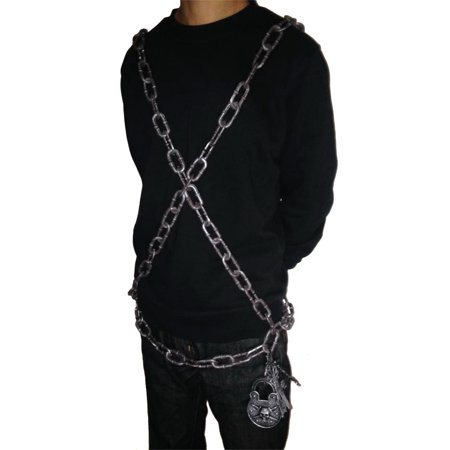 Wearable Chain Adult Halloween Accessory