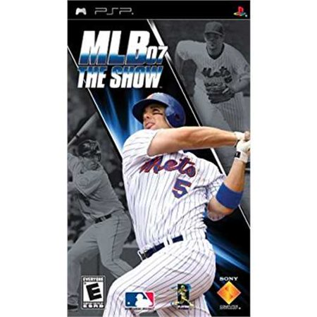 MLB 07: The Show - Sony PSP (Mlb 14 The Show Player Ratings By Team)