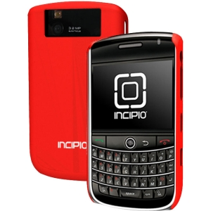 Incipio Ultra Light Case for BlackBerry 9630, 9650 - Red