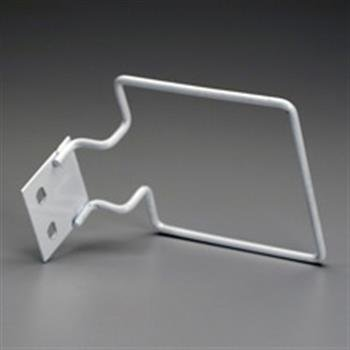 Wall wire bracket for use w/ 1 quart Sharps container (#M...