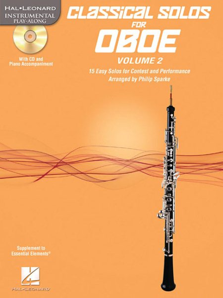 Classical Solos for Oboe by