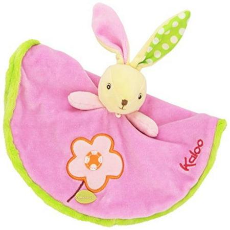 Kaloo Colors Round Doudou Rabbit Flower (Kaloo Doudou Rabbit)