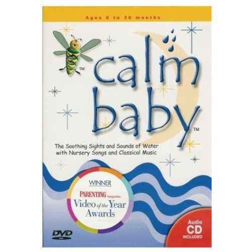 Calm Baby (With CD)