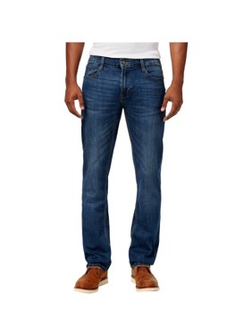 Ring Of Fire Mens Casual Straight Leg Jeans
