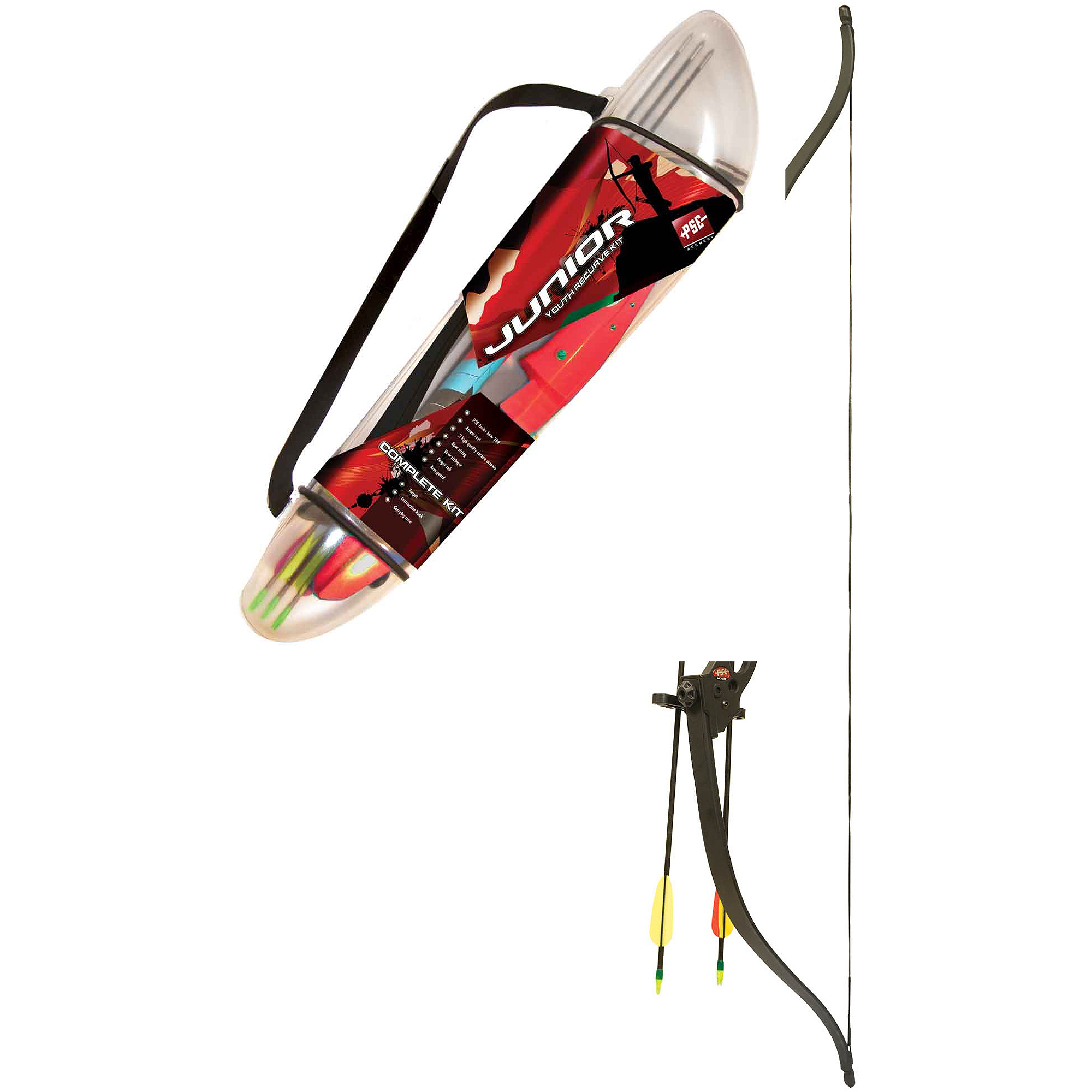 PSE Archery Cody Youth Recurve Bow Set