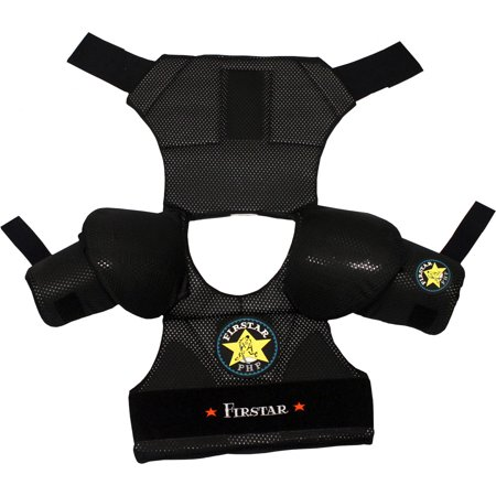 ICE HOCKEY SHOULDER PADS YOUTH Size JR LARGE Firstar PHP SP1500